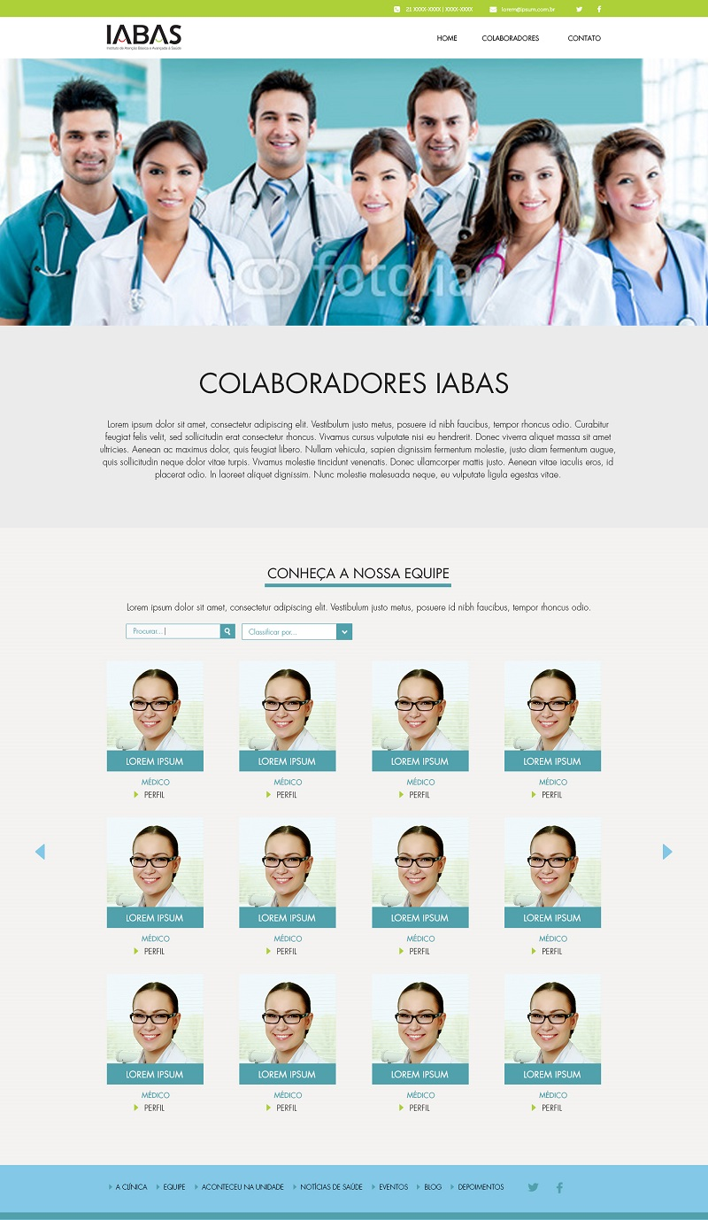 Colaboradores IABAS